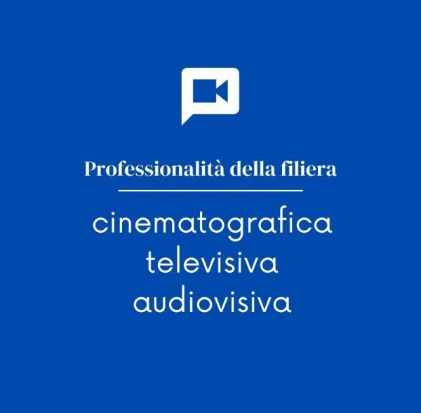 Cinema e Audiovisivo 2^ Edizione